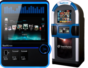 Touch Tunes / Jukeboxes - JFP Vending